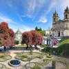 Braga Portugalsko