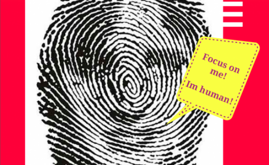 FOCUS on Human_cover pic